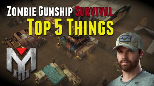 Zombie Gunship startet Testphase mit Softlaunch auf den Philippinen