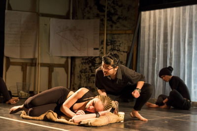 Figs, Student Theatre. Image credit CuePix: Dani O'Neill, National Arts Festival 2016