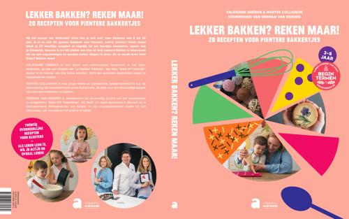 Belgische topchocolatier en Uitgeverij Averbode leren kleuters bakken én rekenen met nieuw bakboek