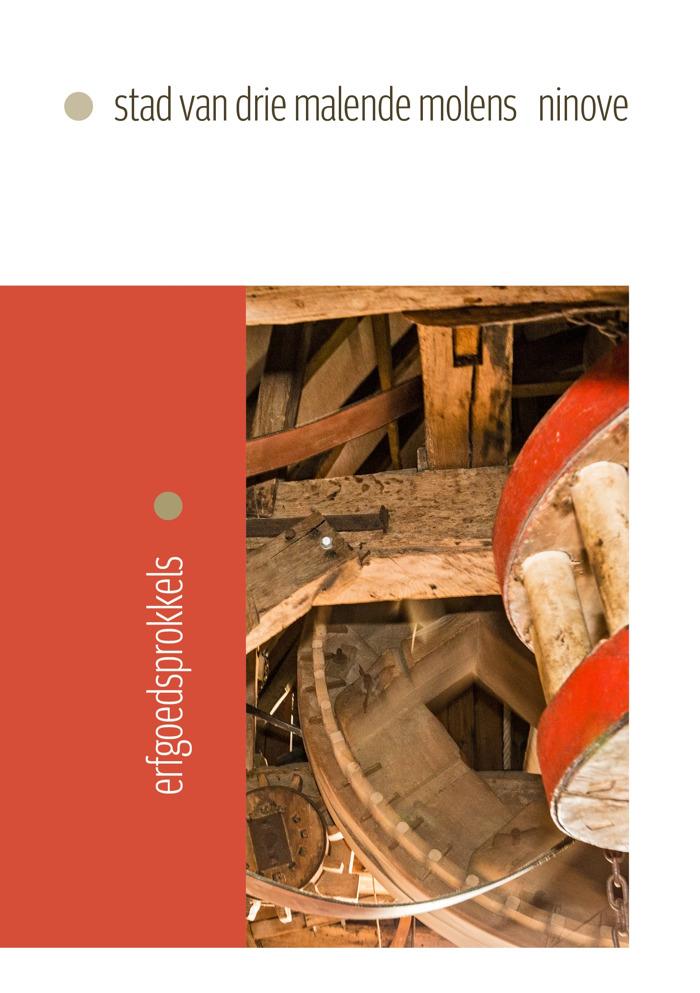 Provincie zet drie malende molens Ninove in kijker met Erfgoedsprokkel