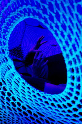 Fabric of the Universe by Lexi Meier CuePix-Greg Roxburgh NAF 2016