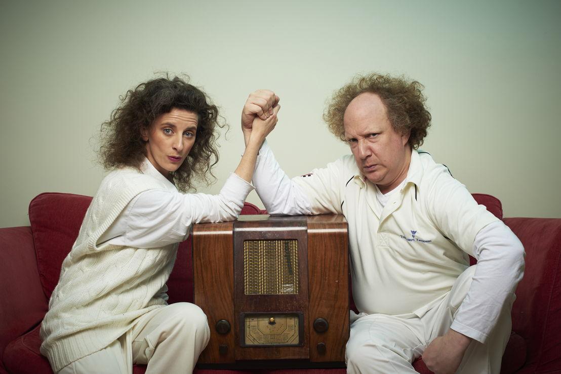 Andy Zaltzman & Felicity Ward