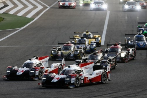 TOYOTA GAZOO RACING'S LE MANS LEGEND BOWS OUT IN BAHRAIN