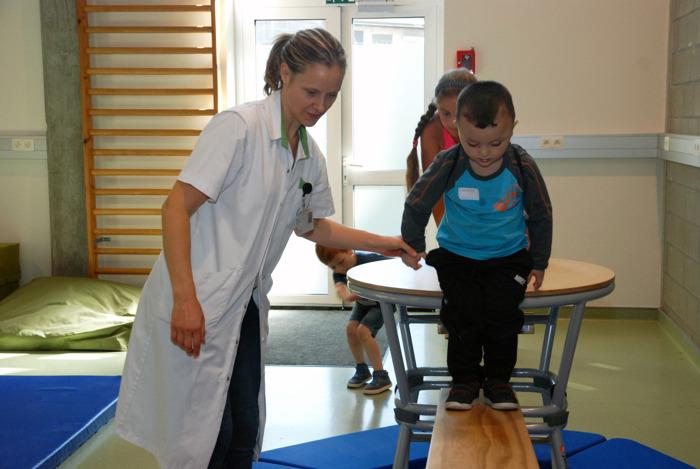 L'UZ Brussel lance un projet pilote Sport & Diabète pour les enfants diabétiques de type 1