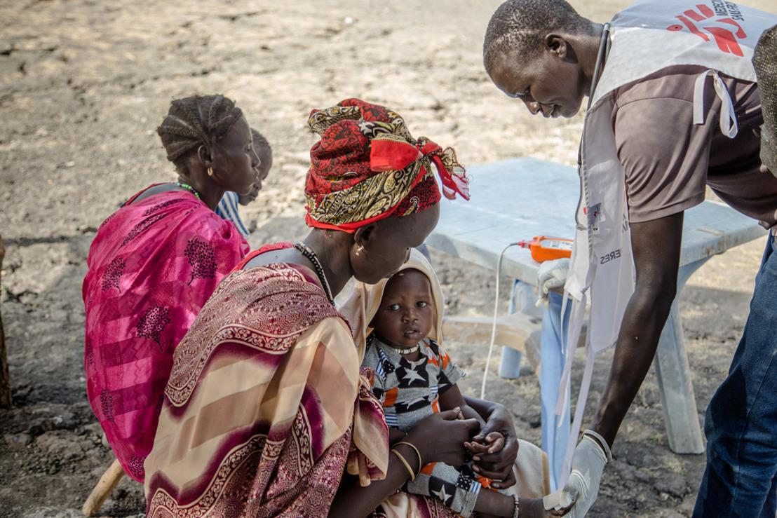 Soudan du Sud : le nouvel hôpital MSF à Ulang vient en aide aux victimes de la violence