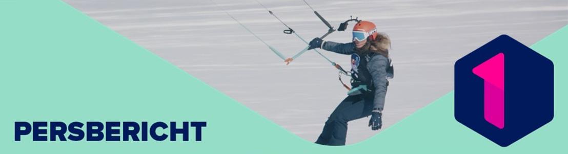 Op de man af (8/10): Snowkite met Nawfel Bardad-Daidj en coach Christophe Tack