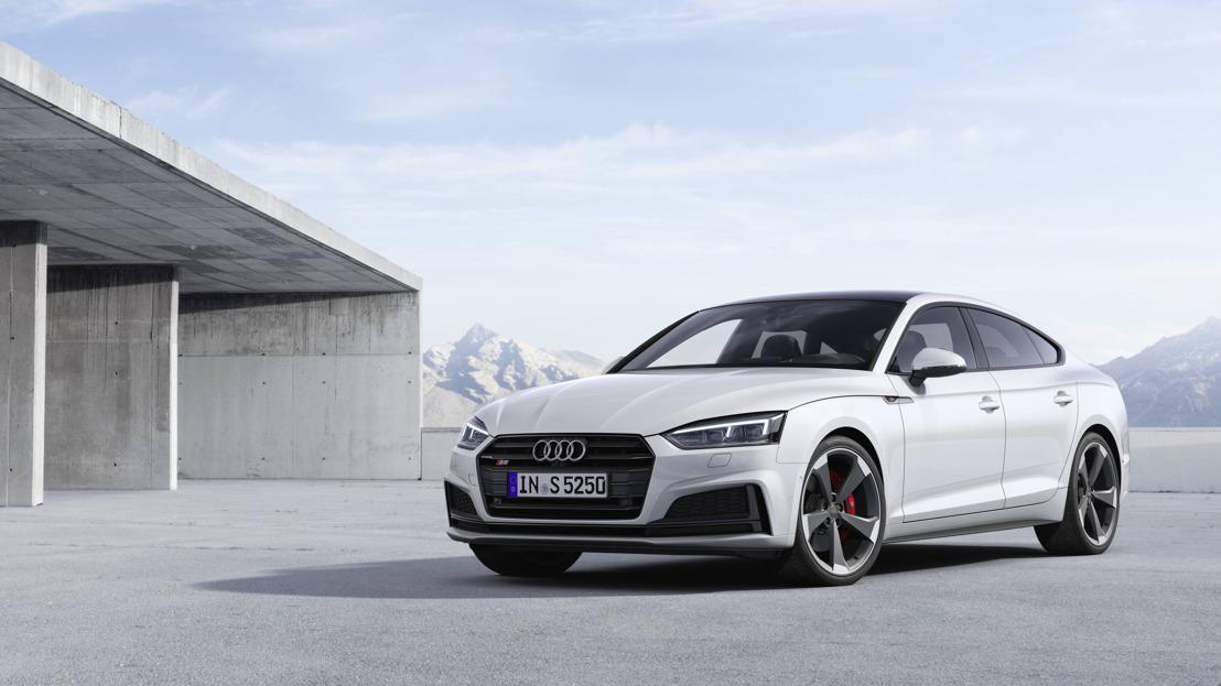 L'Audi S5 : désormais avec un moteur TDI