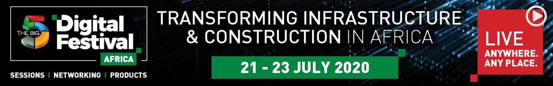 الدورة الافتتاحية من The Big 5 Digital Festival Africa تمدّد تاريخ انتهاء الحدث استجابةً للارتفاع الهائل في معدلات المشاركة