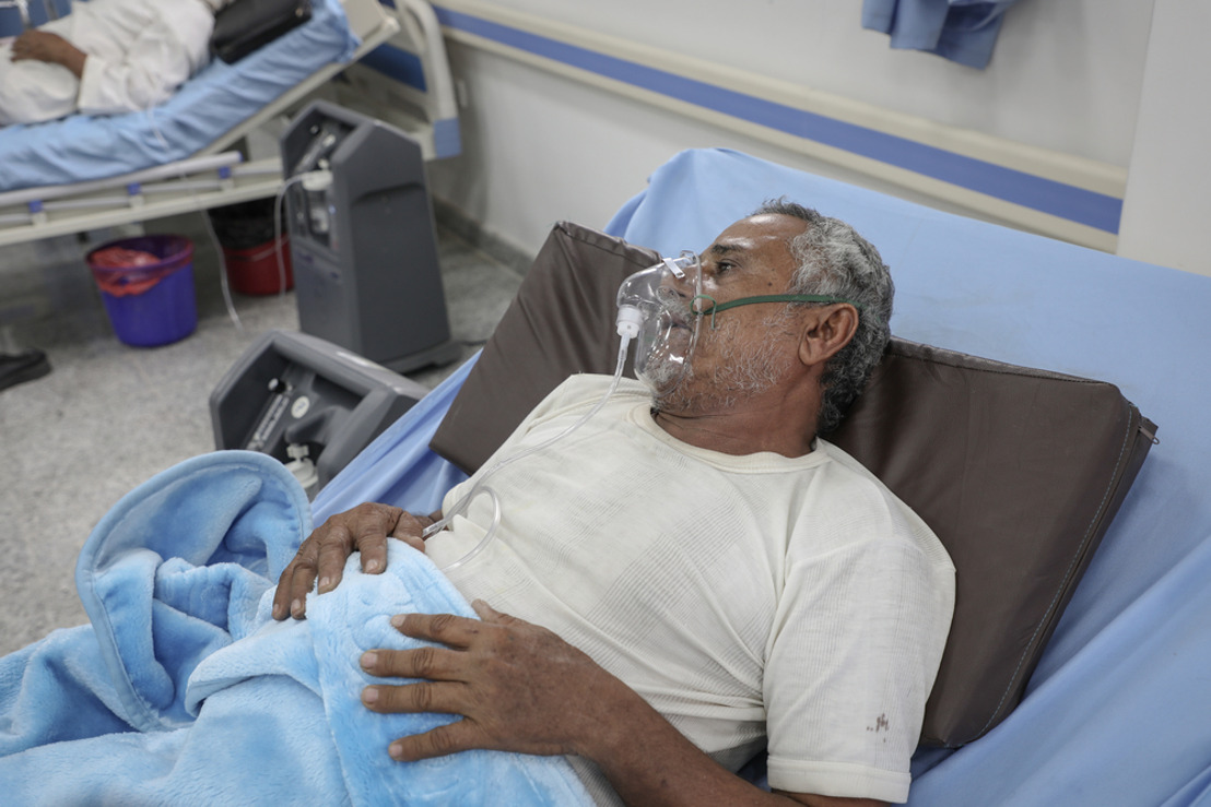 COVID-19 in Yemen: Fears and rumours - Why patients arrive late to the treatment centres?