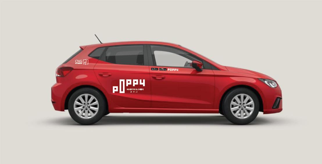 Poppy passe la barre des 500 voitures et opte pour SEAT