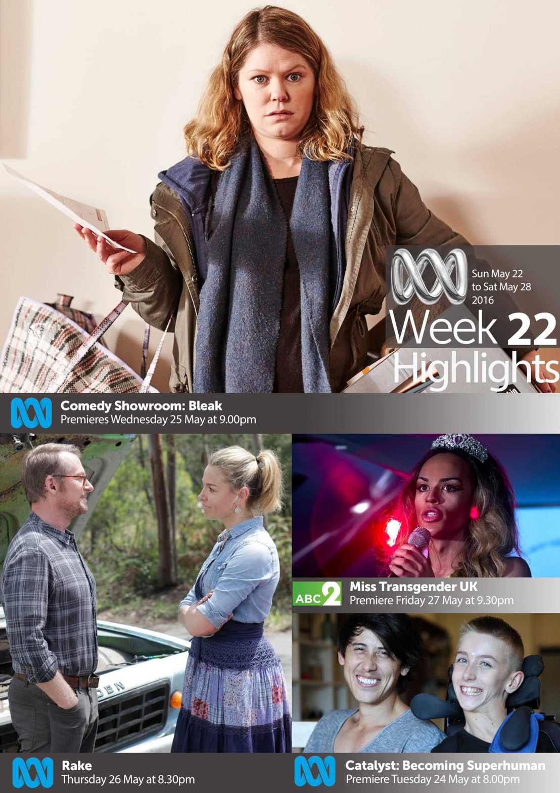 ABC Program Highlights - Week 22