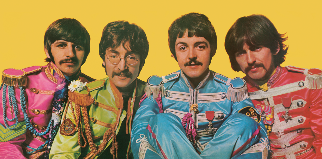 """THE BEATLES - 50 Jahre """"Sgt. Pepper's Lonely Hearts Club Band"""""""