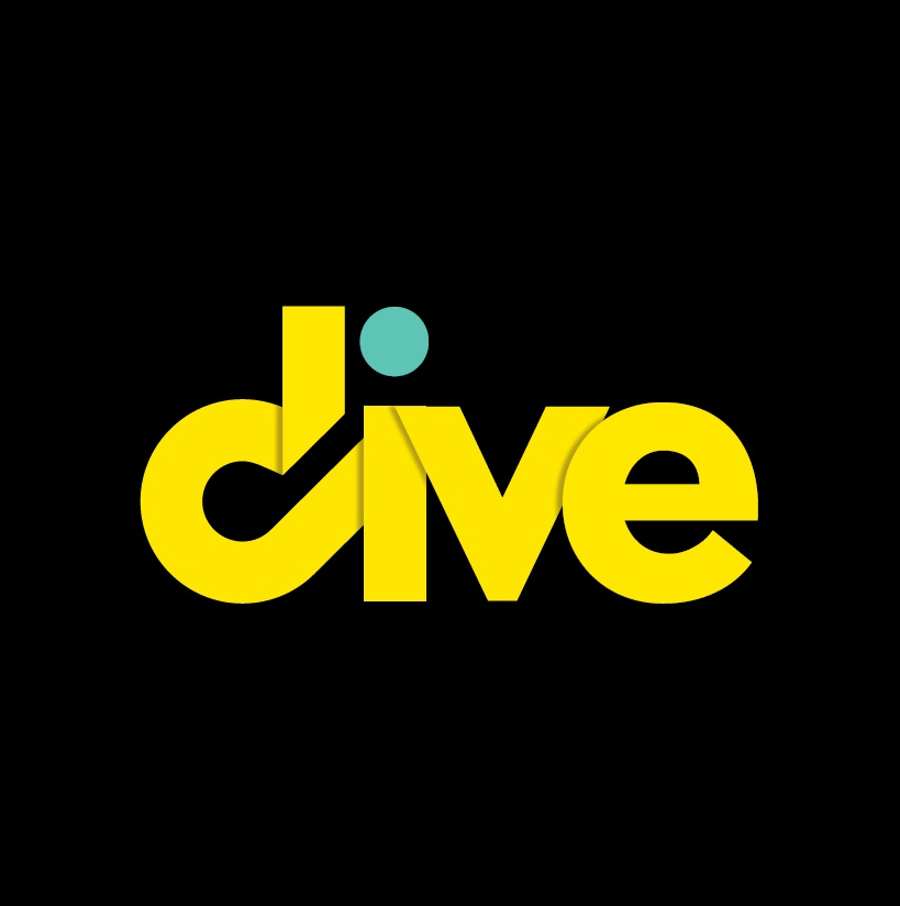 Dive - Logo © Tagsonomy
