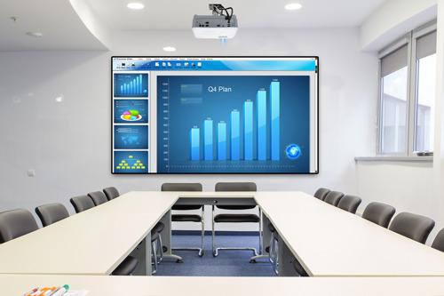ViewSonic presenta proyectores digitales de tiro corto que brindan alto brillo, imágenes de gran tamaño y una lámpara de alta duración