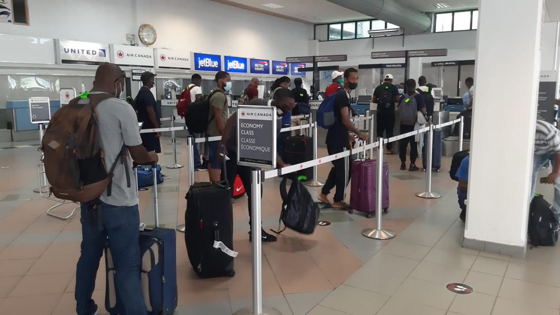 318 OECS Nationals Travel to Canada for Employment