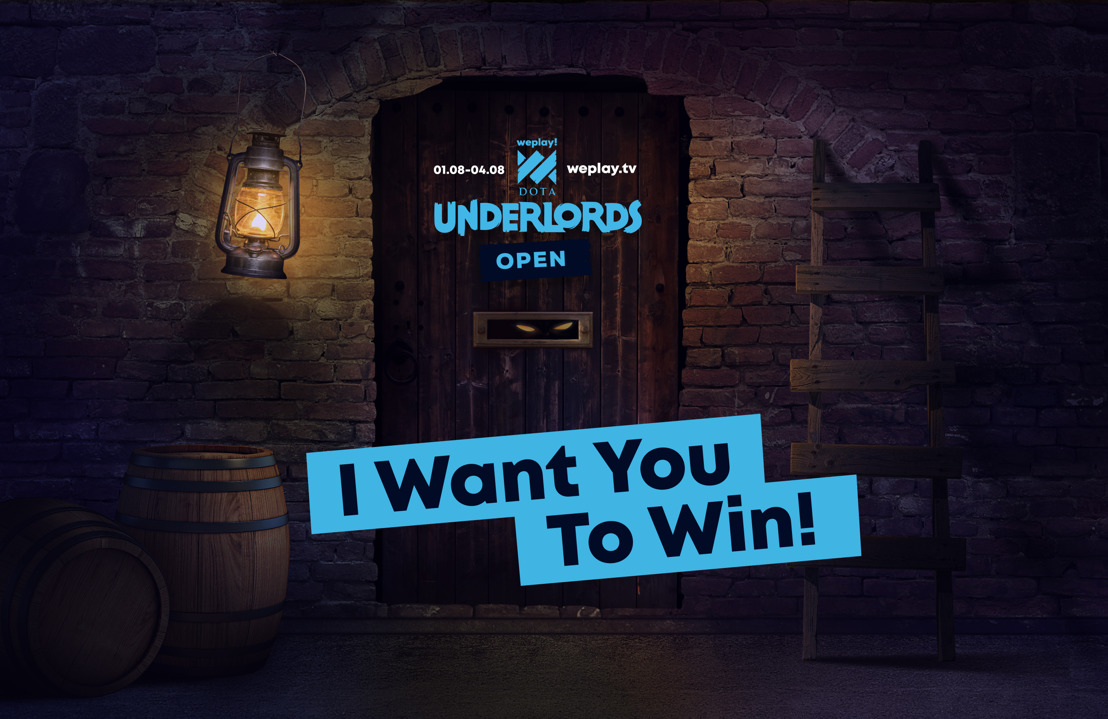 WePlay! Dota Underlords Open: tune in to the main event's broadcast on August 1st