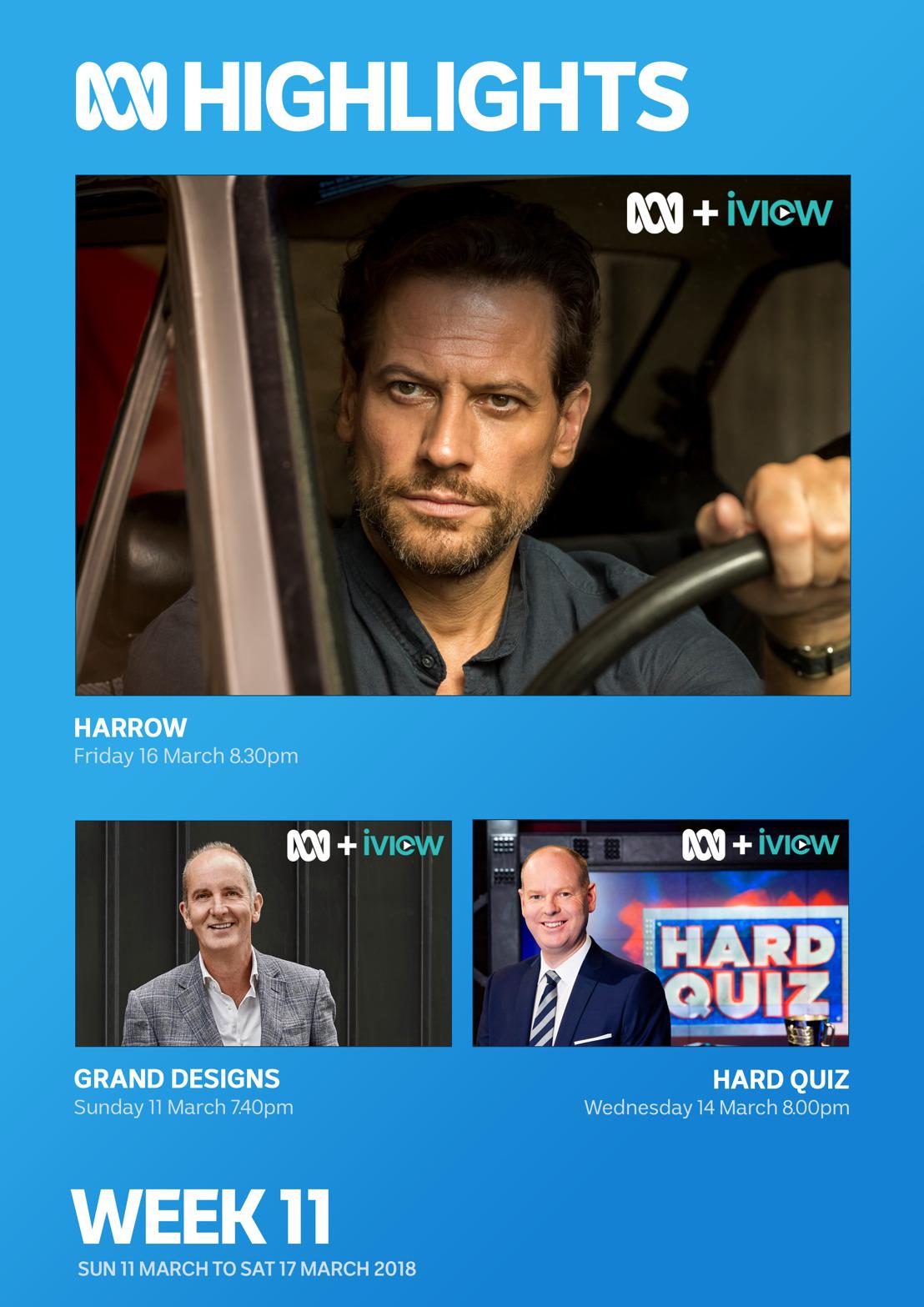 ABC TV Program Highlights - Week 11
