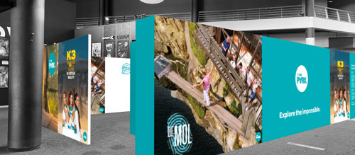 The Park conclut un accord avec Kinepolis pour des expériences de réalité virtuelle à Anvers, Bruges, Breda et Utrecht