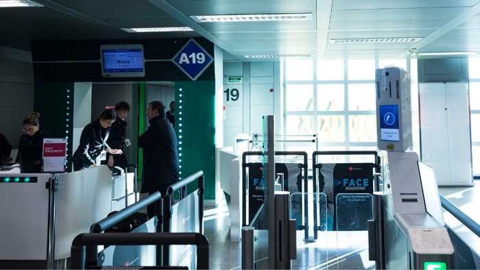 Preview: dormakaba and everis collaborate in a new self-boarding system that is being tested at Linate Airport (Milan)