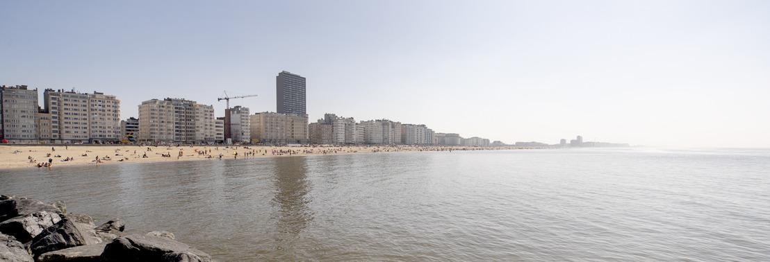 Ook deze zomer gratis aanmelden voor drukste stranden Oostende