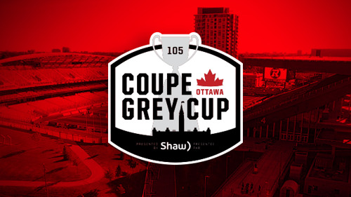MEDIA SCHEDULE FOR THE 105TH GREY CUP PRESENTED BY SHAW
