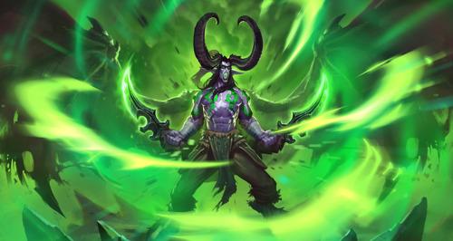 Les Cendres de l'Outreterre™ marquent l'arrivée du chasseur de démons et signent le début d'une nouvelle ère pour Hearthstone®