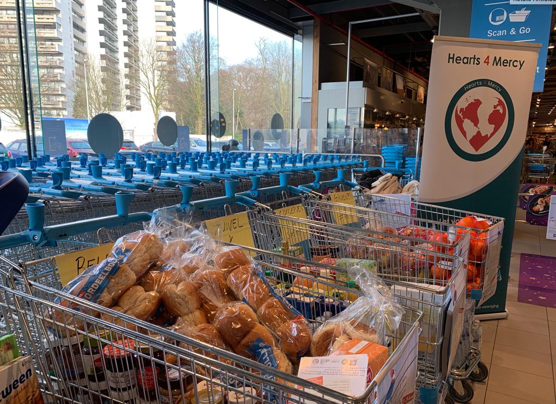Grote inzamelactie dit weekend voor daklozen, kwetsbare jongeren en kansarme gezinnen in Antwerpen