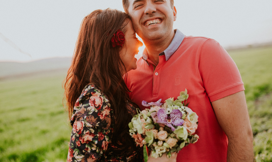 Qué flores regalar en cada etapa de tu relación