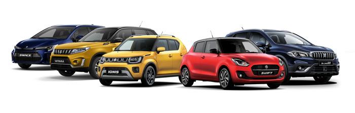 Preview: Suzuki à l'Autofestival 2021