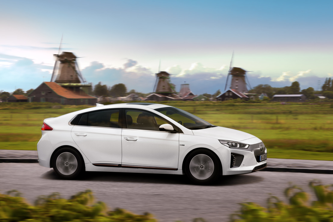 Press Kit Hyundai IONIQ