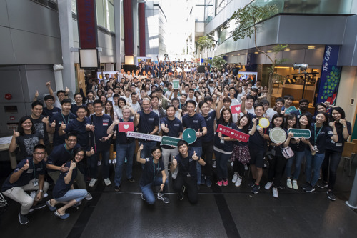 Fast, fun and fierce: the second annual Cathay Pacific Hackathon competition inspires innovation