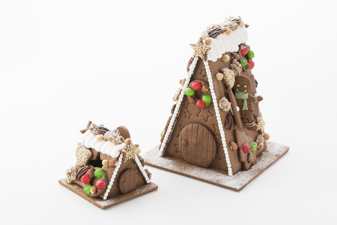 The Peninsula Tokyo: Delicious Gingerbread Art