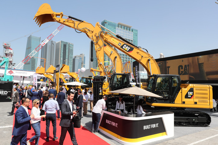 Preview: THE BIG 5 HEAVY SHOWCASES TECHNOLOGY SET TO TACKLE WORK-SITE EFFICIENCY