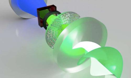 Nieuwe laser produceert eerste superchirale licht ter wereld