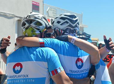 Met de (lig)fiets of te voet de Mont Ventoux op als eerbetoon aan orgaandonor