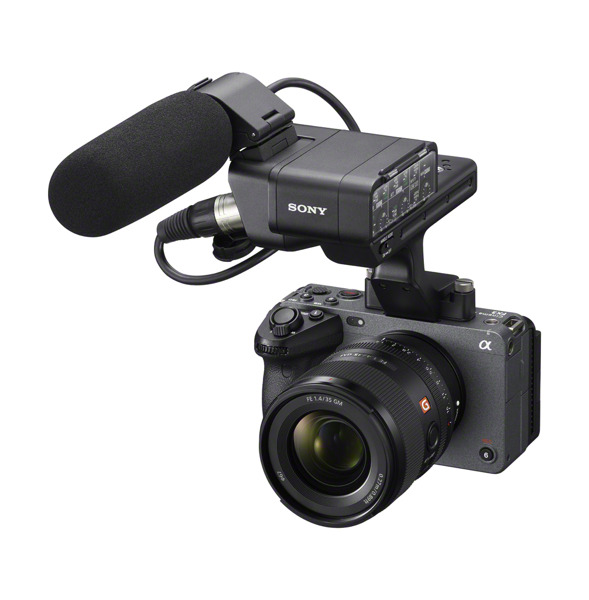 Preview: Sony Electronics Launches FX3 Full-Frame Camera for Cinematic Look and Enhanced Operability for Creators