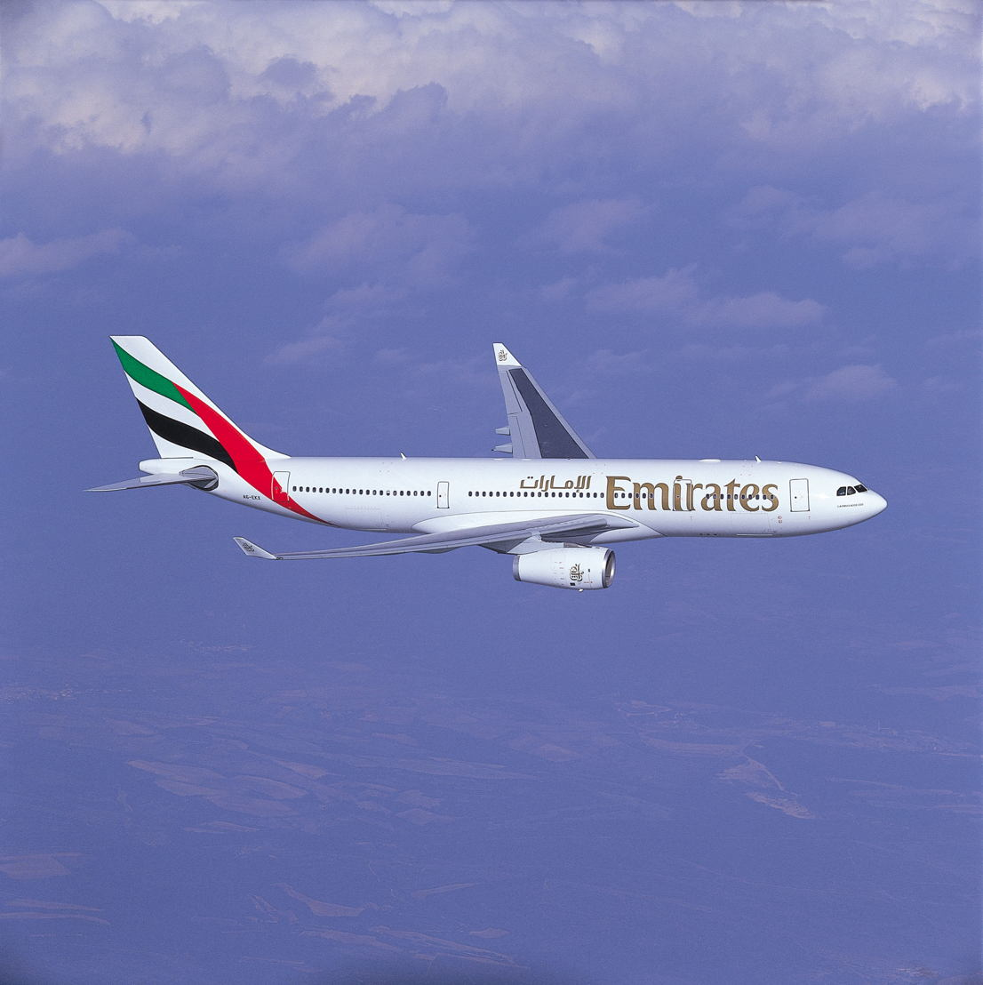 Services will be operated by a combination of a three class and two class configured A330-200.