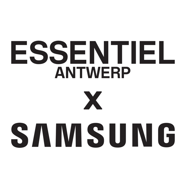Essentiel Antwerp x Samsung Belgium pressroom