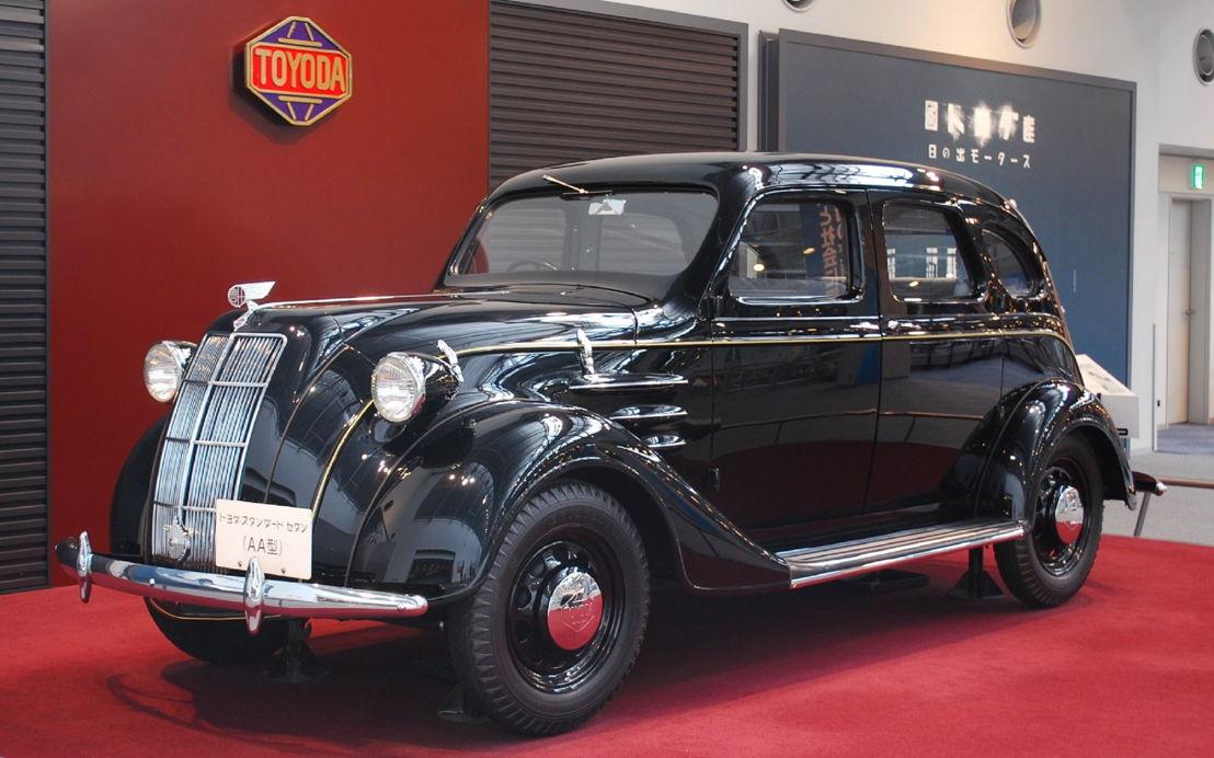 Toyota AA sedan (1936)