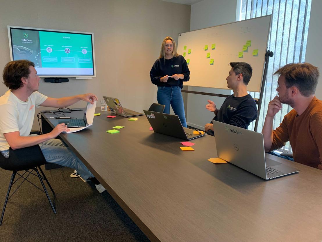 InfoFarm lanceert zijn eigen 'Data Engineer Academy'.