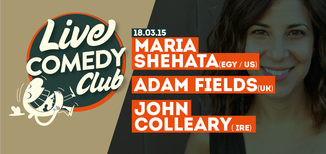 Aftellen naar de eerste Live Comedy Club in Mechelen