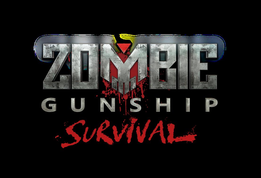 Zombie Gunship Survival logo