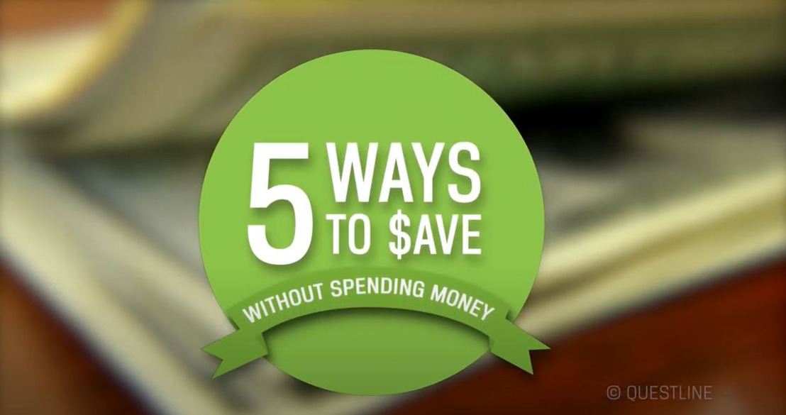5 Ways to Save Energy Without Spending Money