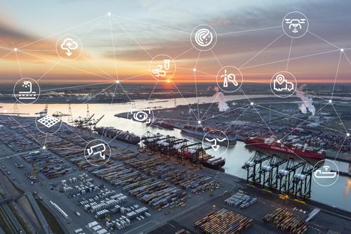 Port of Antwerp bouwt verder aan de digitalisering van de haven