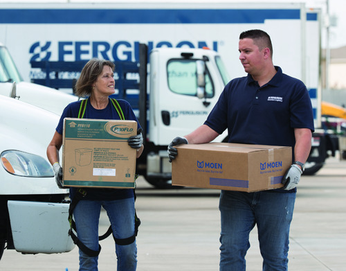 Ferguson acquires Bruce-Rogers Company