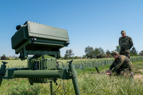 Thales unveils the Ground Observer 20 Multi-mission radar – the ultimate in early UAV detection and ground surveillance for forces