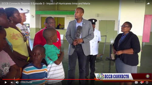 ECCB Connects: Impact of Hurricane Maria