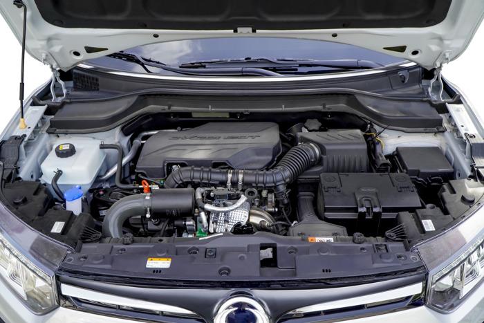 SsangYong Tivoli nu ook met 1.2 turbomotor