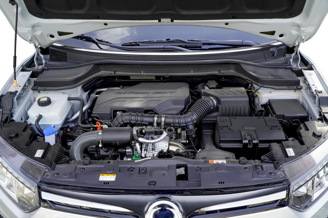 Le SsangYong Tivoli maintenant aussi avec un moteur 1.2 turbo au Grand Duché