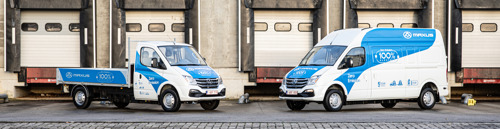 Maxus lance encore deux nouveaux modèles courant 2020